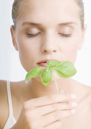 Natural cosmetics Vision